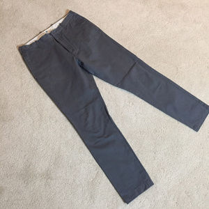 J Crew Chinos-Worn Once